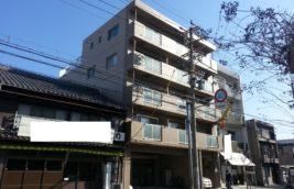 賃貸マンション 外壁改修工事<br>(名古屋市中村区)