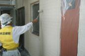 外壁塗装(水性シリコン樹脂塗装)