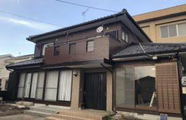 戸建住宅 外壁塗装工事<br>(愛知県江南市)