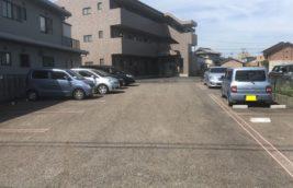 駐車場 ライン塗装工事<br>(愛知県清須市)