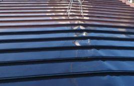 戸建住宅 金属屋根塗装<br>(愛知県岩倉市)