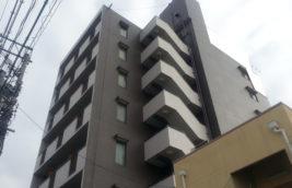 賃貸マンション 外壁改修工事<br>(名古屋市西区)