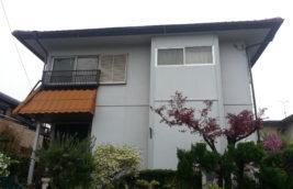 戸建住宅 外壁塗装工事<br>(愛知県東郷町)