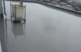 福祉施設(老人ホーム)<br>屋上防水工事<br>(愛知県一宮市)
