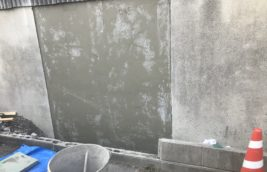 倉庫 基礎補修工事<br>(愛知県北名古屋市)