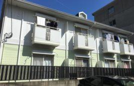賃貸アパート 外壁改修工事<br>(名古屋市天白区)