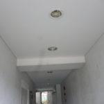 賃貸マンション<br>共用廊下天井塗装<br>(名古屋市北区)
