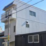 戸建住宅 外壁塗装工事<br>(名古屋市中川区)