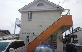 賃貸アパート 外部改修工事<br>(名古屋市守山区)