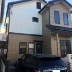 戸建住宅 外壁塗装工事<br>(愛知県岩倉市)